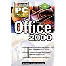 PC poche Office 2000