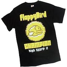 Flappy Bird Champion -- Flappy Bird Adulto Camiseta