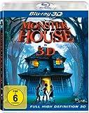 Monster House [3D Blu-ray]
