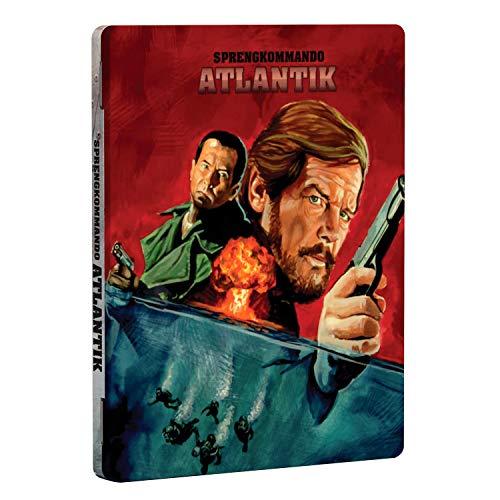 Sprengkommando Atlantik (Limited Steelbook Klassiker Edition) [Blu-ray]