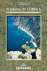 Walking on Corsica: Long-distance and Short Walks (Cicerone International Walking) by Price, Gillian (2003)