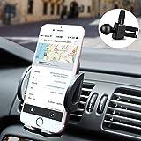 Handyhalter fürs Auto Handyhalterung Auto Smartphone Halterung KFZHandy Halter für Auto KFZ Handy Halterung für iPhone ,Samsung ,HTC,LG,HuaWei und jedes andere Smartphone oder GPS-Gerät, Autozubehör.