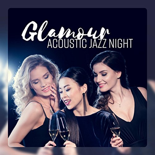 Glamour - Acoustic Jazz Night (Prom Party, Cocktails of Joy, Favorite Vintage Collection, Elegant Invitation) - Prom Cocktail