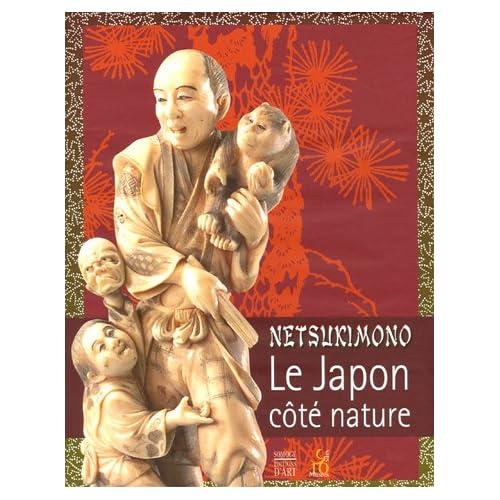 Netsukimono : Le Japon côté nature
