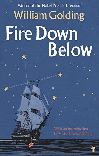 Fire Down Below por William Golding