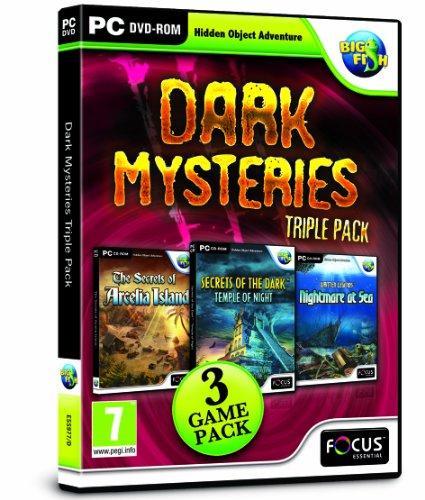 Dark Mysteries: The Secrets of Arcelia Island / Secrets of the Dark: Temple of Night / Written Legends: Nightmare at Sea