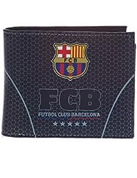Karactermania FC Barcelona Monedero, 11 cm, Negro