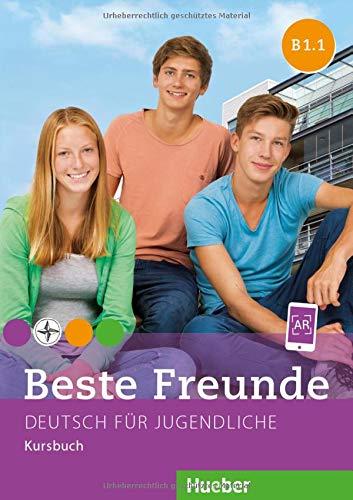 BESTE FREUNDE B11 Kursb (alum): Kursbuch B11 (BFREUNDE)