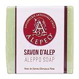 Alepeo Olivenölseife Damascus Rose 100 g