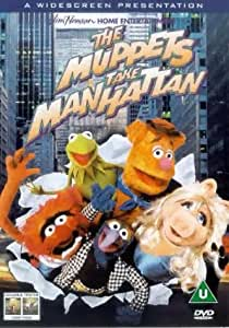 The Muppets Take Manhattan [DVD] [1986]