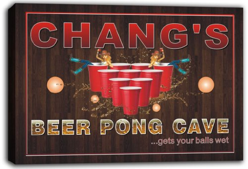 scqr1-0949-changs-beer-pong-cave-bar-game-stretched-canvas-print-sign