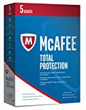 Software - McAfee Total Protection 2017 - 5 Geräte Minibox [Online-Code]