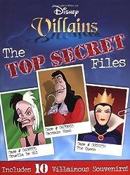 Disney Villains: The Top Secret Files