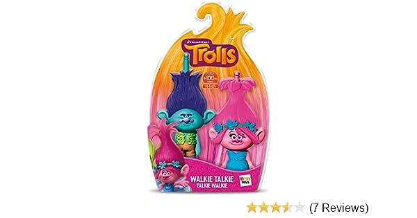 Trolls Walkie Talkie Poppy/&Branch