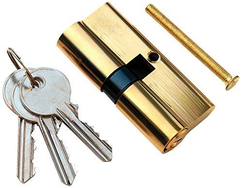Bulk Hardware bh0126880mm Doppelzylinder–Messing _ PARENT, BH01269