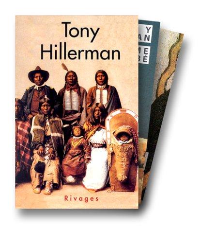 Tony Hillerman : Le coyotte attend - Les clowns sacrés - Un homme est tombé, coffret 3 volumes par Tony Hillerman