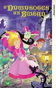 The Princess And The Goblin (Welsh Language) [VHS]