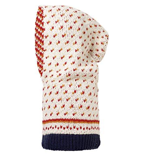 Buff Original Knitted Hood Ethel, Unisexe Adulte M Gris