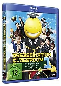 Assassination Classroom - Part 1 (Blu-ray)