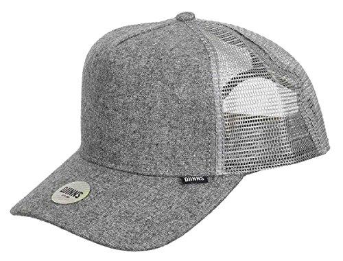 e6220ef3b Djinns Men Caps / Trucker Cap Flannel grey Adjustable - Buy Online ...