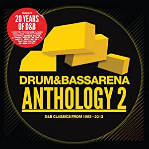Drum & Bass Arena Anthology 2: D&B Classics From 1993-2013