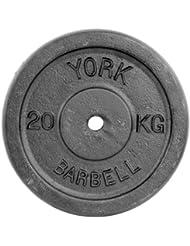 York Standard-Gewichtscheibe (15 kg)