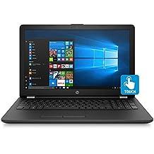 "2018 HP 15.6"" HD WLED-Backlit Touchscreen Laptop Computer, AMD A9-9420 Up To 3.6GHz, 8GB DDR4 RAM, 512GB SSD + 2TB HDD, 802.11ac WiFi, Bluetooth, USB 3.1, HDMI, Smoke Gray, Windows 10"