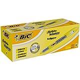 BIC Technolight Likit Fosforlu Kalem, Sarı, 12'li Kutu