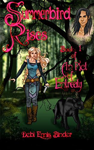 Book cover image for Summerbird Rises (An Act of Entreaty Book 1)