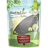 Food to Live Las semillas de amapola (Australia) (8 onzas)