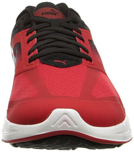 Puma Ignite Synthétique Baskets High Risk Red / Black / Silver