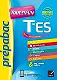 Prépabac Tout-en-un Tle ES : tout pour réviser le Bac ES (French Edition)