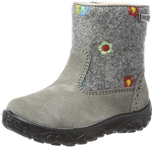 Naturino Baby Jungen Brazos Klassische Stiefel, (Grau), 25 EU -