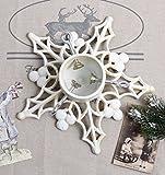 Tannenbaumständer Eisenständer Weihnachten Christbaumständer Shabby Chic Palazzo Exklusiv