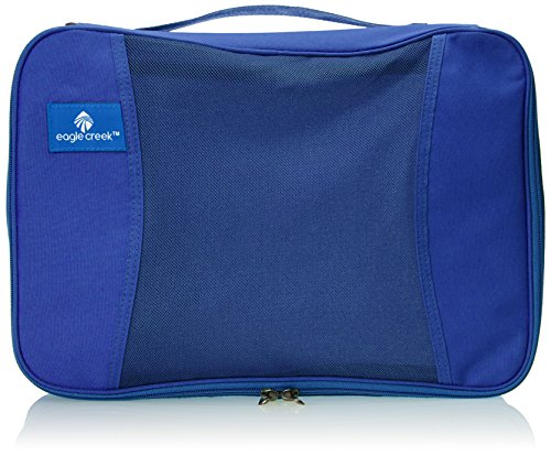 eagle-creek-pack-it-half-cube-blue-clothing-storage-bags-soft-bag-blue-fabric-zipper