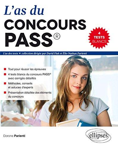 L'As du Concours PASS par Dorone Parienti