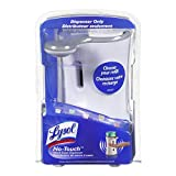 Lysol No-Touch Automatic Hand Soap Dispenser 1 Count (Colors May Vary)