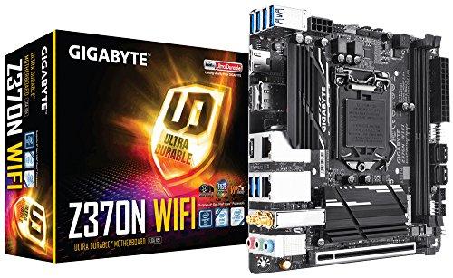 Gigabyte Z370N WIFI Motherboard Intel schwarz