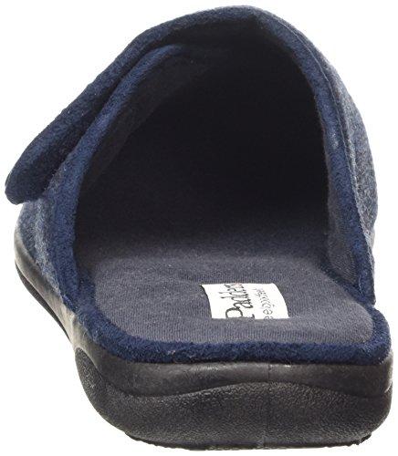 Padders  Baxter, Herren Hausschuhe Blau (Marineblau)