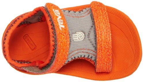 Teva Psyclone 3 T's 8822 Unisex-Kinder Sport & Outdoor Sandalen Orange (orange 835)