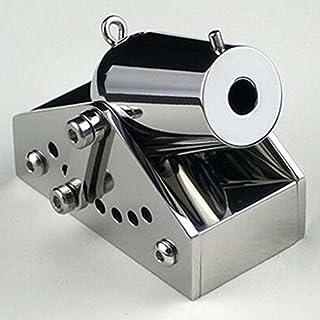 wyzab WYZ Mini Pocket Artillerie Kanone Military Model Kits Metall Big Gun mit Pellets für Geschenk Dekoration Sammlung (Silber)