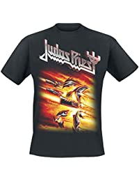 Judas Priest Firepower T-Shirt Black