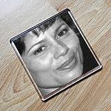 ROXANN DAWSON - Original Art Coaster #js001