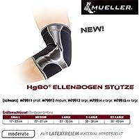 Unbekannt MUELLER Hg80 Ellenbogen Stütze mit Gel-Pads preisvergleich bei billige-tabletten.eu