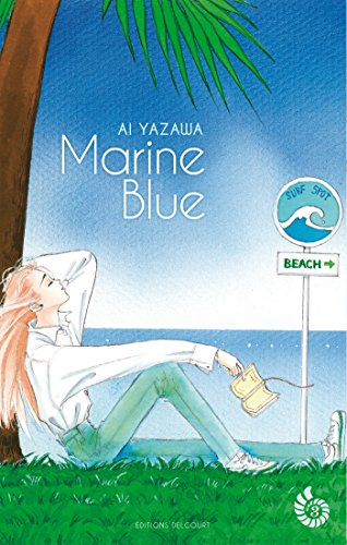 Marine Blue - Ai Yazawa Vol.3 par YAZAWA Ai
