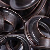 BIG-SAM - Ösen mit Scheiben - 4/5/8/11 oder 14mm in Altkupfer (14mm)