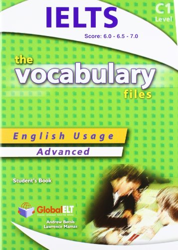 Vocabulary Files C1 Ielts Sb