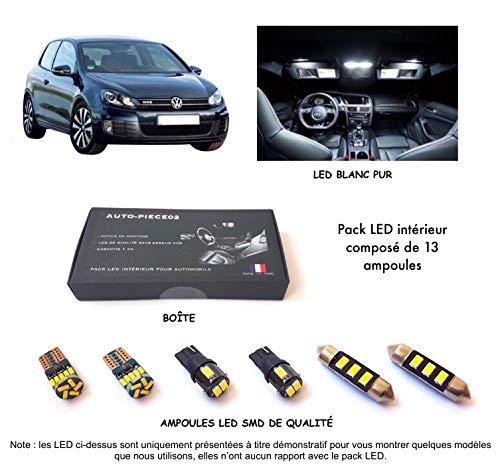 Kit Xenon Voiture H7/6000//° K Canbus 55/W appropri/é pour Smart Forfour /à partir de 2004//à 2006