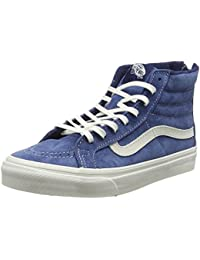 Vans Sk8-hi Slim Zip, Unisex-Erwachsene Hohe Sneakers