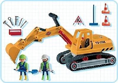 3001 - PLAYMOBIL - Plasma Edge DF-02 rojo de Playmobil
